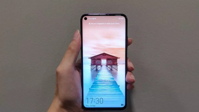 Huawei nova 5T, the exclusive mobile phone for young people (2)