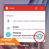 use Screen Pinning to protect your Android data from children