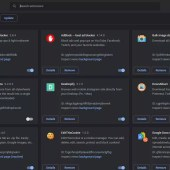 100+ CHROME EXTENSIONS CAUGHT SPYING