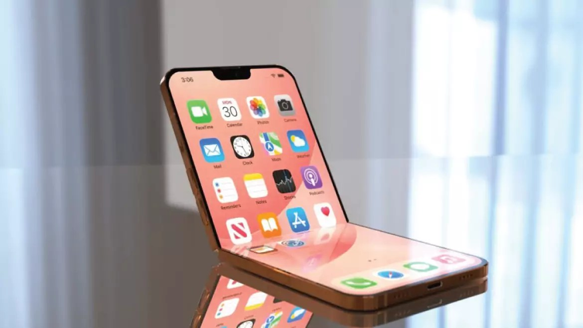 Apple is updating the foldable iPhone patent with the newest features