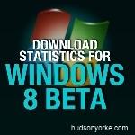 3 million downloads of windows 8 beta