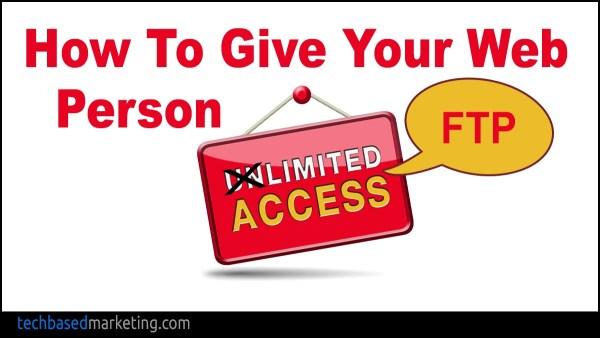 ftp access
