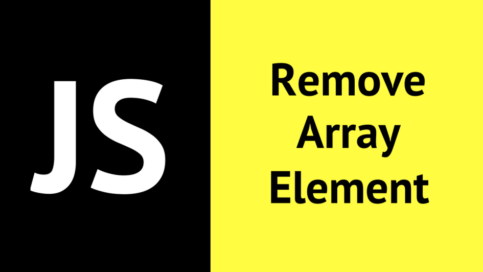 Remove Array Element