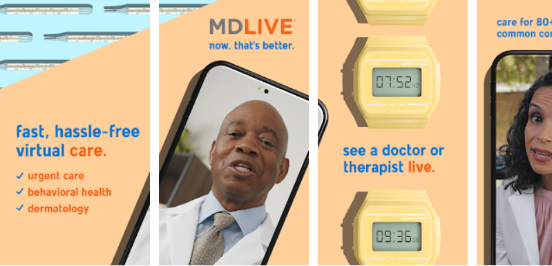 MDLIVE Talk to a Doctor