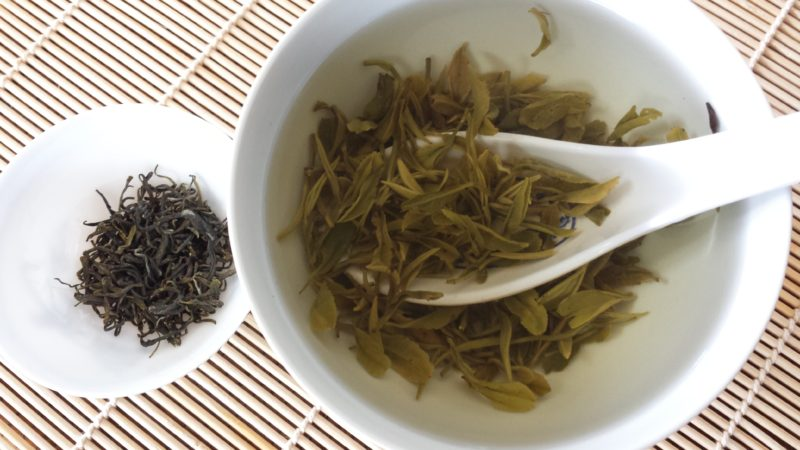 A yellow tea from Zhejiang province, China, was the tea for Episode 6, courtesy of SevenCups.com