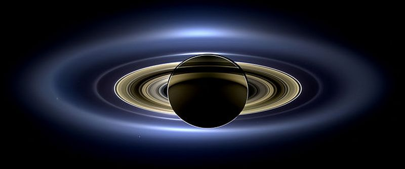 Saturn F Ring