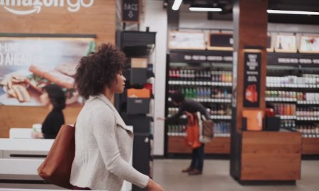 Amazon Go stores retail