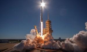 SpaceX launch december 2017 Iridium Next satellites