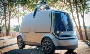 nuro driverless car