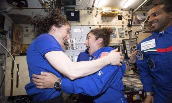 First All-Female Spacewalk Set To Take Place This Month - TechTheLead - Technology for tomorrow