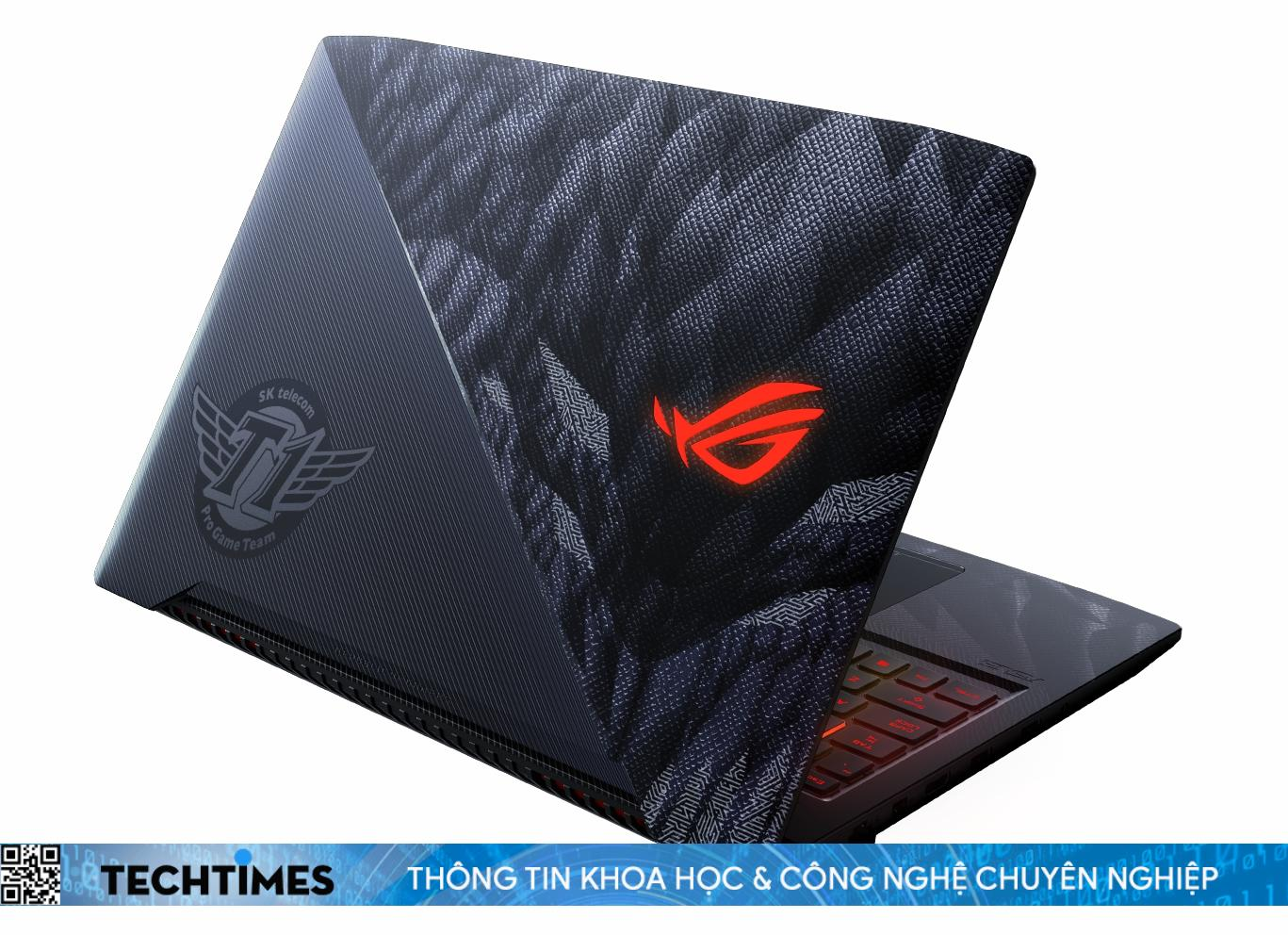 Strix SKT T1 Hero GL503VM-GZ254T