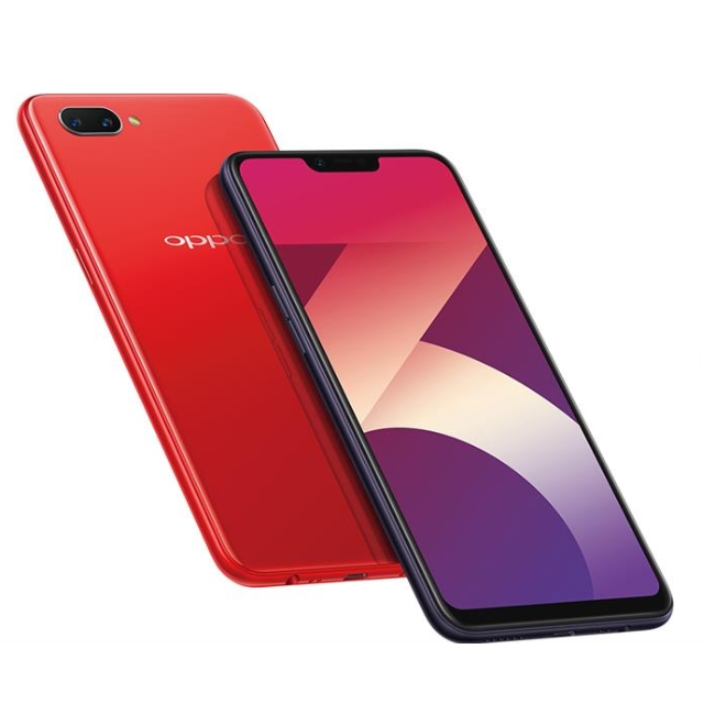 Oppo A3s.