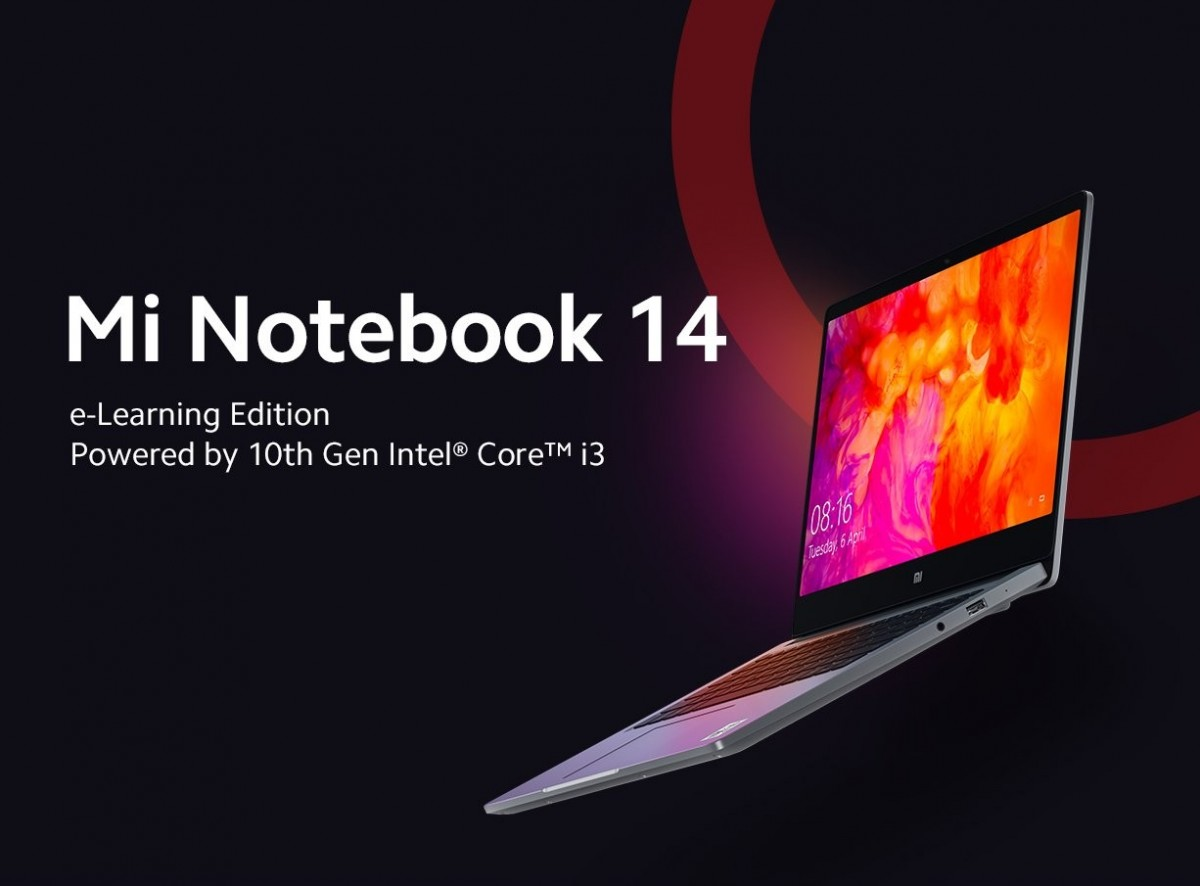 Xiaomi Mi Notebook 14 e-learning edition ra mắt