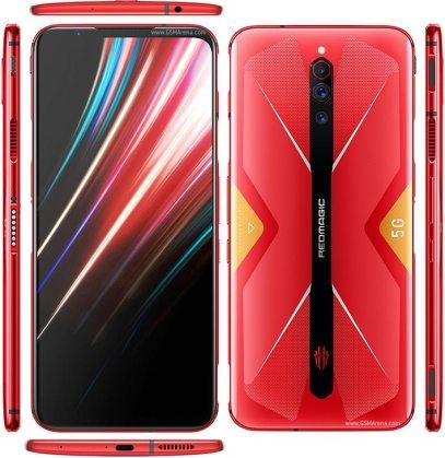 ZTE Nubia RED Magic Mobilní telefony s 120Hz displayem (aktualizováno)
