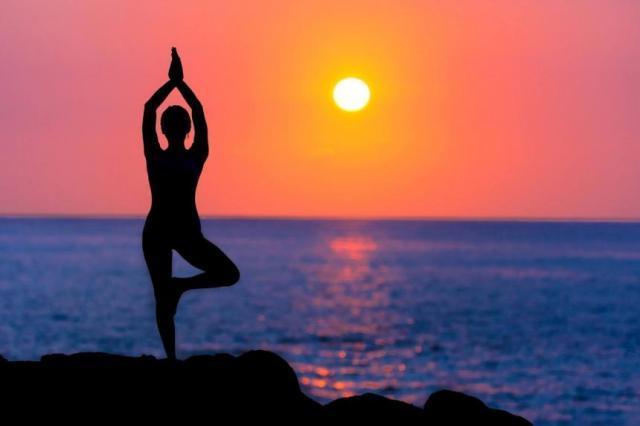 Ranní rutina - jóga
