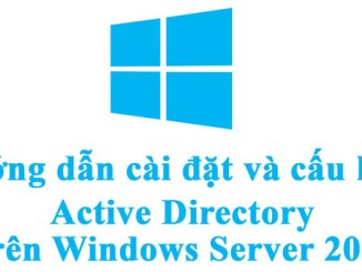 How to install Active Directory on Windows Server 2016 and upgrade to DC