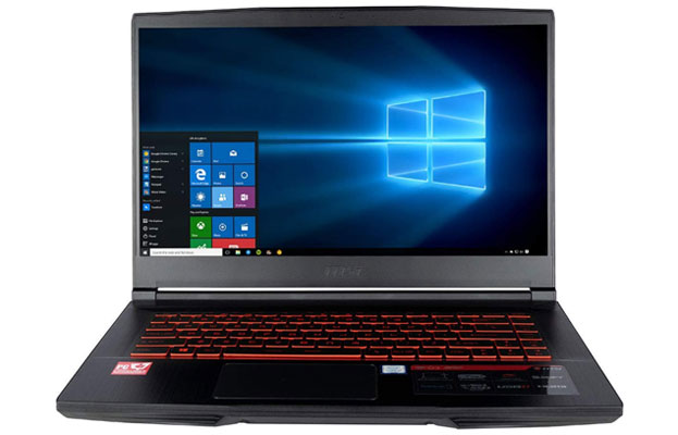 MSI CUK GF63 8RD - Best Laptops For Programming Students