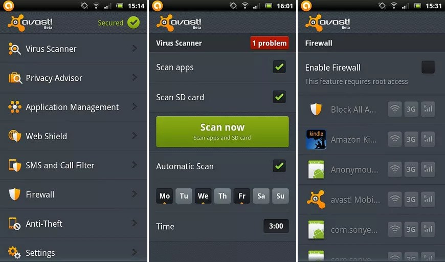 Most Popular Antivirus Application For Android Acceptlive