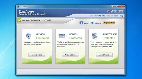 Best Antivirus Firewall