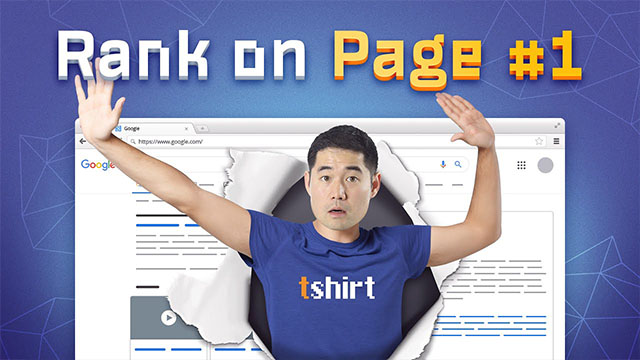 SEO - How to Rank on the First Page of Google