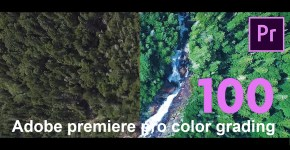 adobe premiere color grading | premiere pro color grading pack download