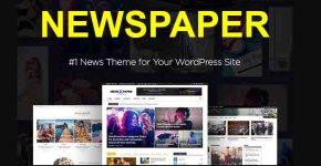 newspaper wordpress premium theme version 10.3.3 free download
