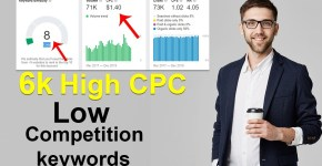 low competition keyword list Target country in Pakistan | high CPC high traffic and low competition keywords