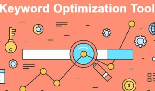 keyword optimization tool