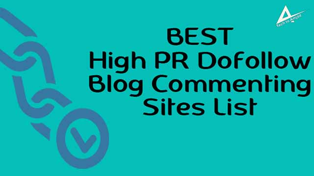 400+ Free blog commenting sites List do follow backlink for SEO 2021