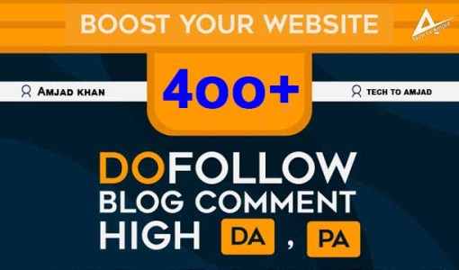 400+ High DA Free blog commenting sites List for SEO 2021