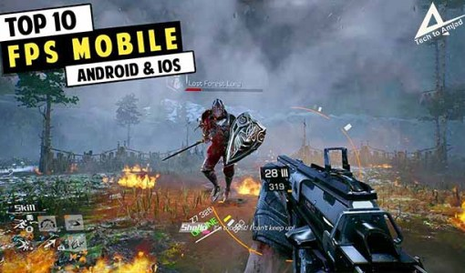 Top 10 FPS Mobile Games of 2021 | Best Shooting Android Games and iOS