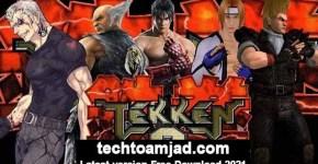 Tekken 3 game download for pc setup windows 7,8,10, free Download 2021