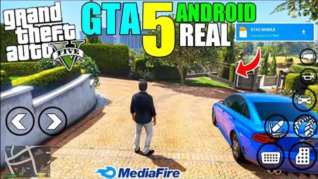 GTA 5 Download For Android Offline Highly Compressed Without Verification