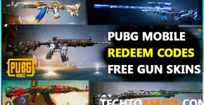 {October 2021} PUBG Mobile Redeem Codes Free Skins AKM, M416, AWM, M24