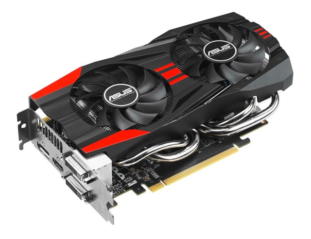 ASUS Launches New Line Of Graphics Cards