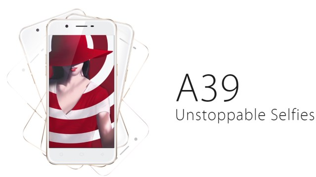 New Year New Phone From OPPO The OPPO A39