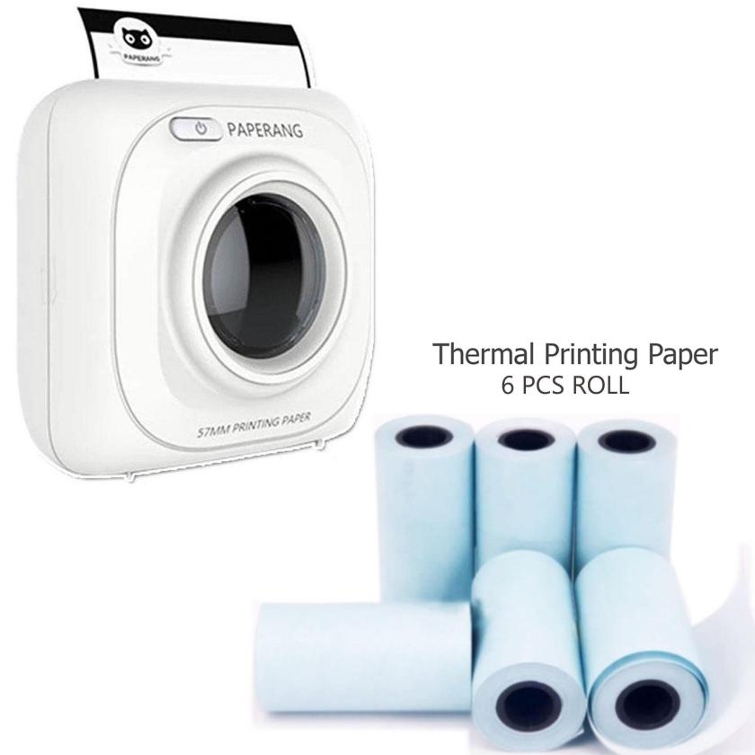 A photo of a paperang thermal printer within 20 Best Christmas Gifts for Photographers list.