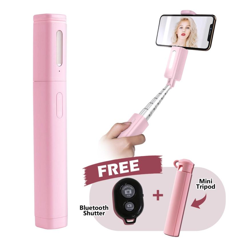 Selfie Stick Vlogging Equipment for Starters