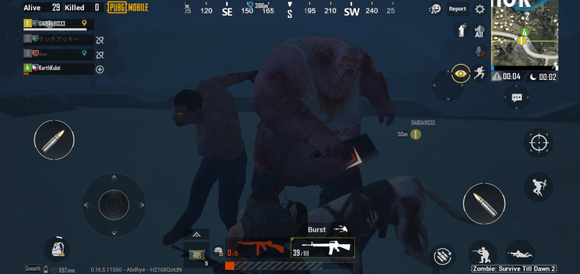 PUBG Mobile Tips and Tricks: Zombie Mode