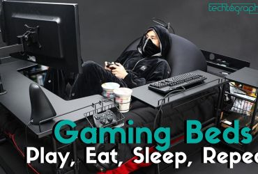 Gaming Beds Play Eat Sleep Repeat