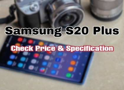Samsung s20 plus launch date and price in india