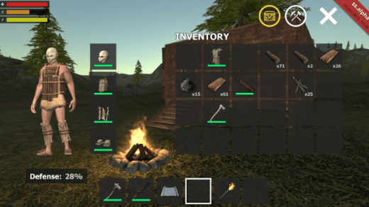 Survival Simulator for PC