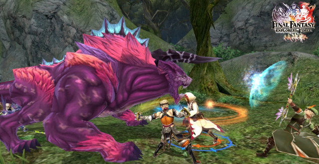 Final Fantasy Explorers Force for PC