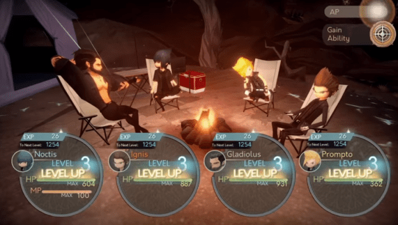 Final Fantasy XV Pocket Addition for PC
