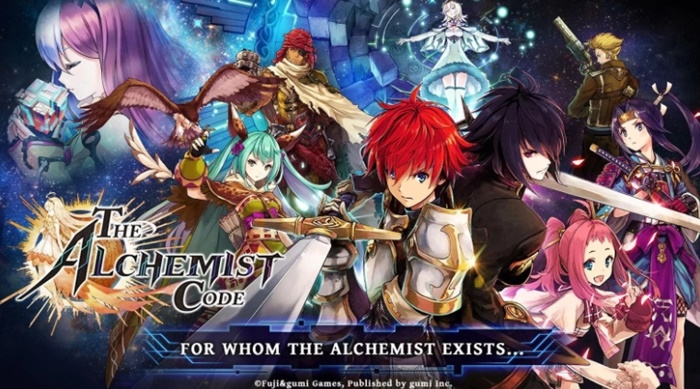 download The Alchemist Code for pc