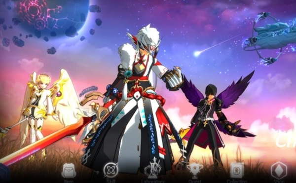 Elsword M Shadow of Luna for pc