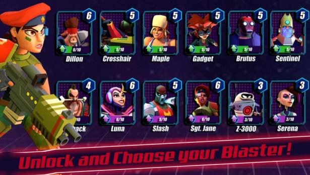 Blast Squad for PC