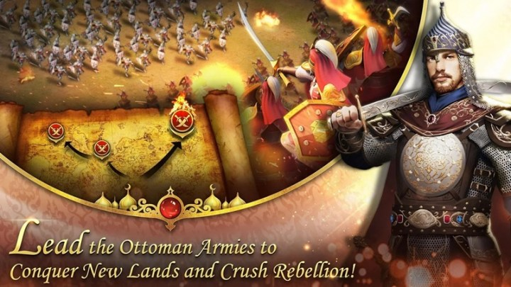 Game of Sultans for pc bluestacks