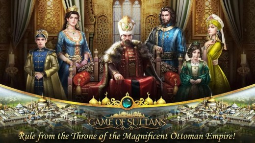 Game of Sultans for pc win mac