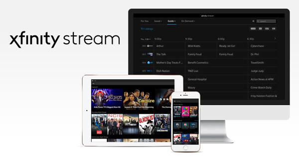 Xfinity Stream for pc on mac